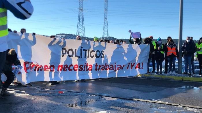 El Pirineo, en una situación desesperada, clama por ayudas en Huesca