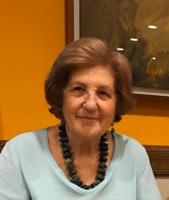 Consuelo Pérez Sierra falleció el 4 de febrero de 2021.
