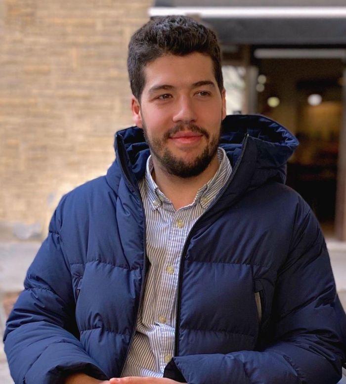 Alejandro Carbonell, nuevo director comercial y de proyectos de Acomseja. (FOTO: Acomseja)