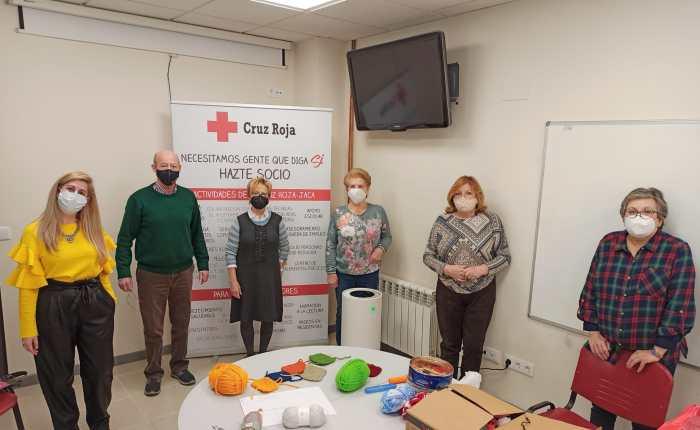 Cruz Roja Jacetania instala purificadores y retoma, poco a poco, sus actividades