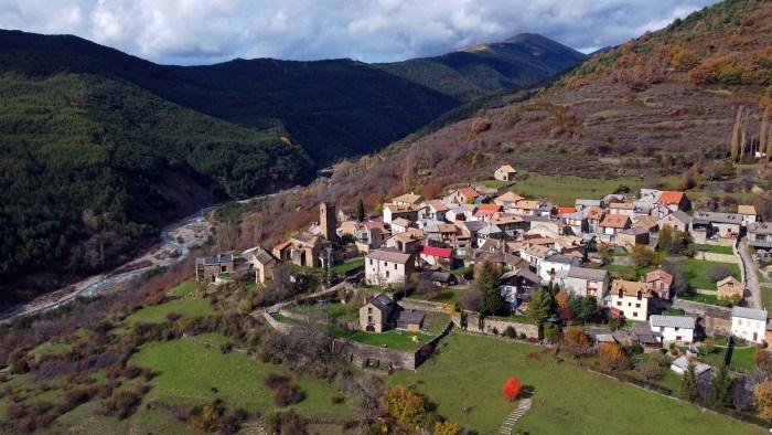 Acumuer. (FOTO: Turismo Sabiñánigo/Foto Barrio)