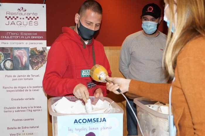 Ya se conocen los ganadores del Sorteo del Día del Padre de Acomseja