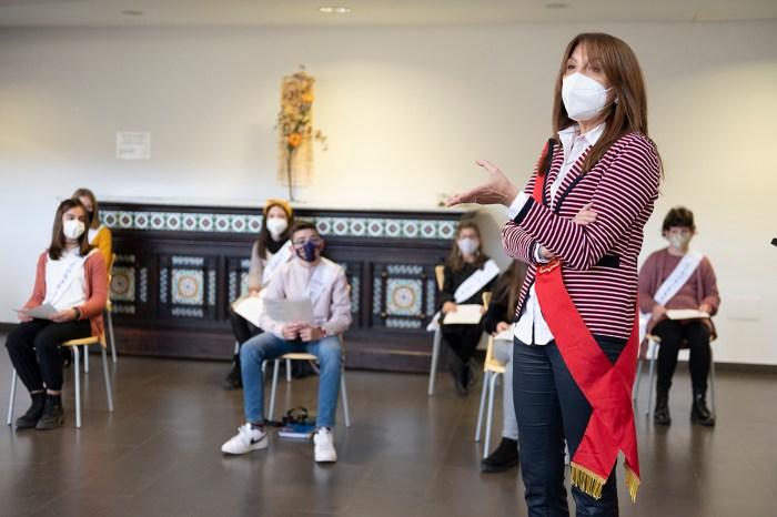 La alcaldesa, Berta Fernández, encomendó a los consejeros una auditoría sobre los parques y espacios públicos de la ciudad.