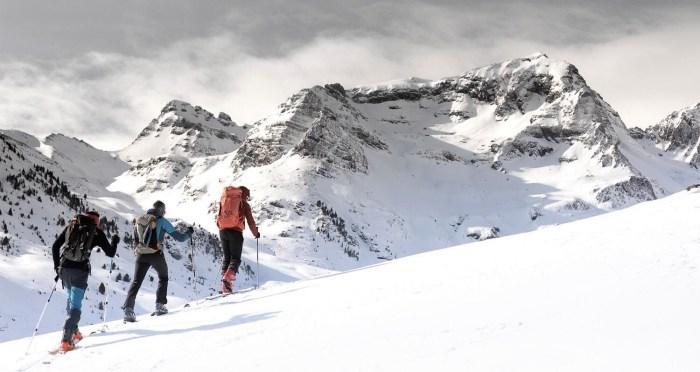 TresPirenaica, un singular reto de Ojos Pirenaicos para conquistar el alma de los Pirineos. (FOTO: Ojos Pirenaicos)
