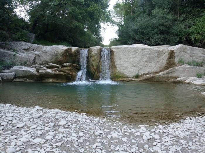 Sabiñánigo, donde se encuentran los ríos. Río Basa.