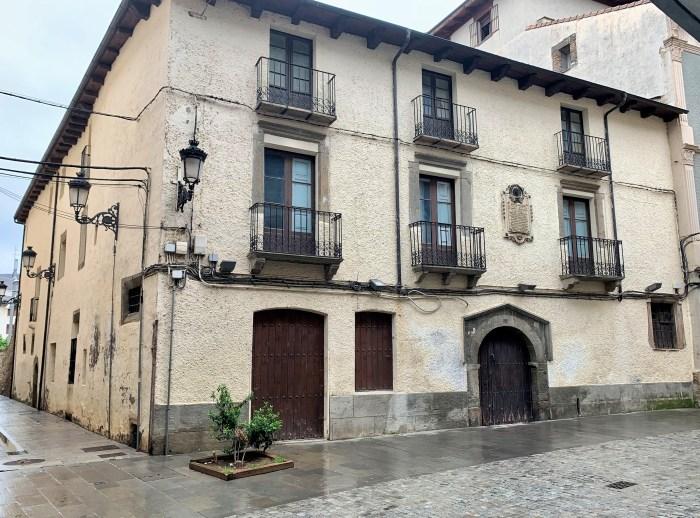 El PP propone que Jaca sea la sede del futuro Museo de Ramón y Cajal. (FOTO: PP Jaca)
