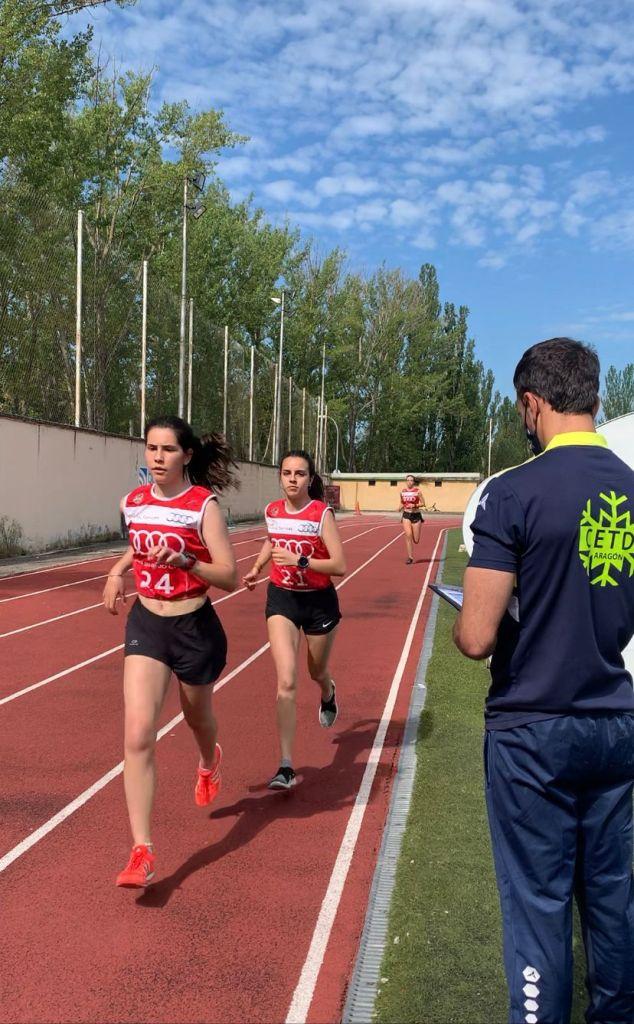 26 deportistas, en las pruebas de nivel para los programas de tecnificación de fondo y biathlon