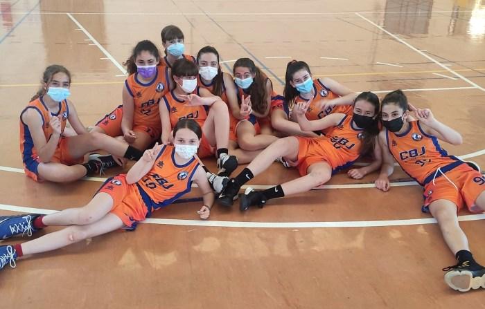 El Infantil Femenino del Club Baloncesto Jaca se proclama campeón provincial tras dos décadas
