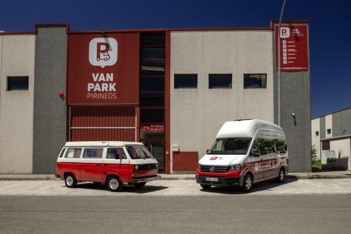 Van Park Pirineos, la naturaleza y el mundo camper como filosofía de vida. (FOTO: Xavier Prossimo)