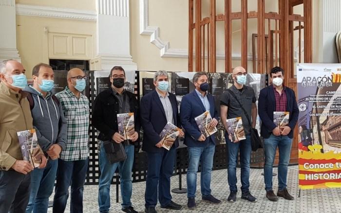 Canfranc, escenario de lujo para la puesta de largo de la revista Aragón es otra historia. (FOTO: Gobierno de Aragón)