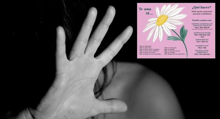 La campaña contra la violencia de género 'Estamos contigo' llega a siete localidades del Alto Gállego