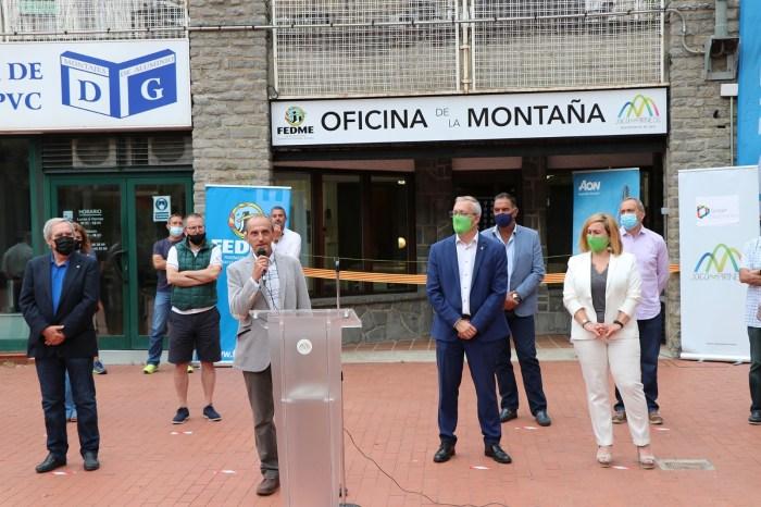 Abre sus puertas en Jaca la primera Oficina de la Montaña de España