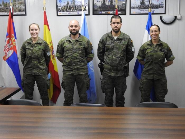 El Regimiento Galicia de Jaca en el Líbano: velando por la paz, con el corazón en España
