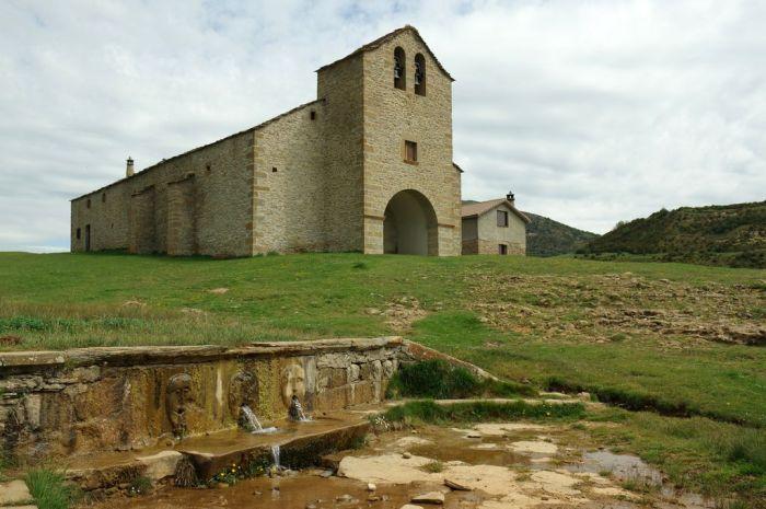 Santa Orosia. (FOTO: Huesca La Magia)