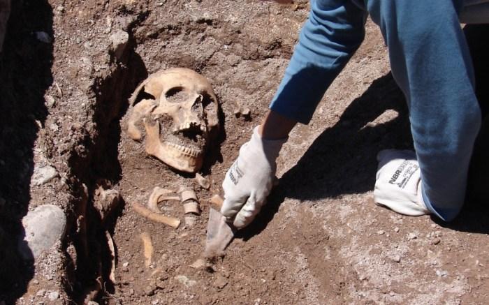 Nuevas excavaciones arqueológicas rescatan la memoria de Santa Cristina y del Camino Francés