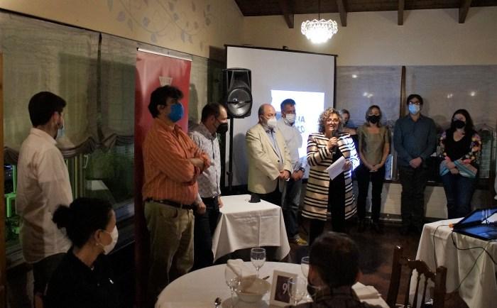 Acomseja agradece el apoyo a su iniciativa pionera Muy de Jaca. (FOTO: Rebeca Ruiz)