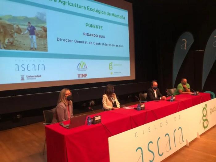 Jaca, referente en la apuesta por la Agricultura Ecológica de Montaña