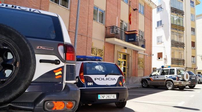 La Policía Nacional sigue reivindicando una solución a la Comisaría de Jaca en su fiesta. Instalaciones de la Policía Nacional de Jaca, en una foto de archivo. (FOTO: Rebeca Ruiz)