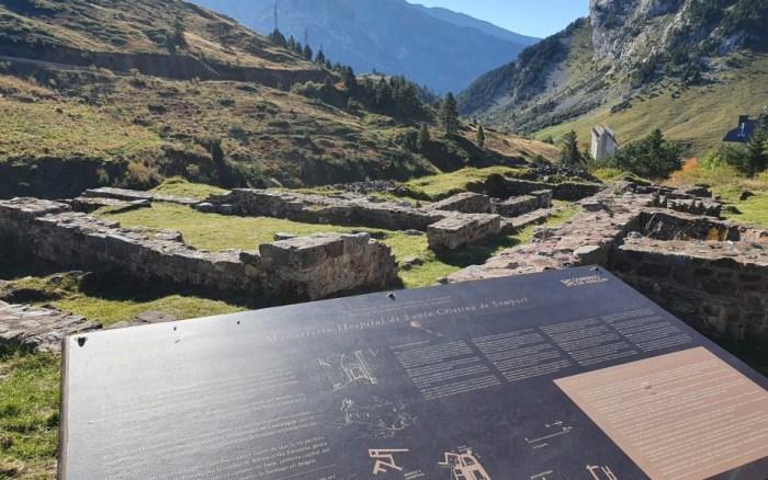Casi 60.000 euros para hacer más seguro el Camino de Santiago por el Somport