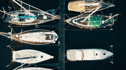 Jachthafen Nauerna