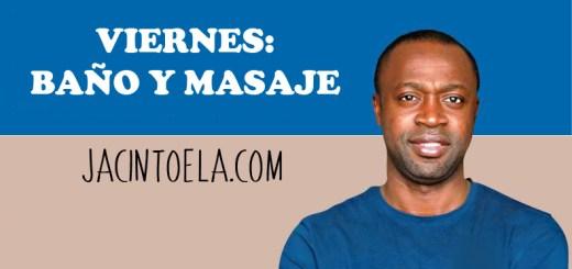 jacinto elá baño y masaje