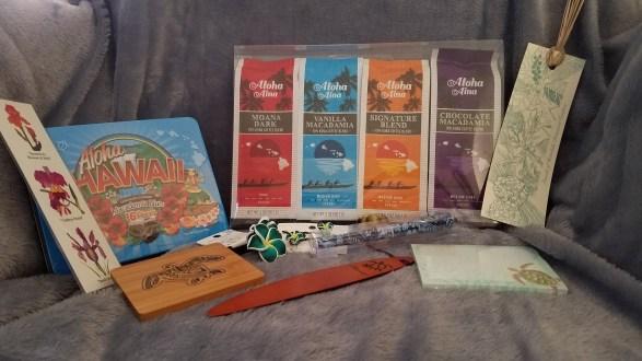 Hawai'i Souvenir Giveaway