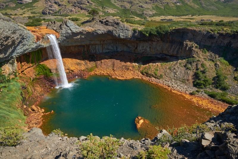 De Chiloé au Chili à Aguas Calientes en Argentine