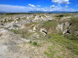 Vue du désert de la Tatacoa