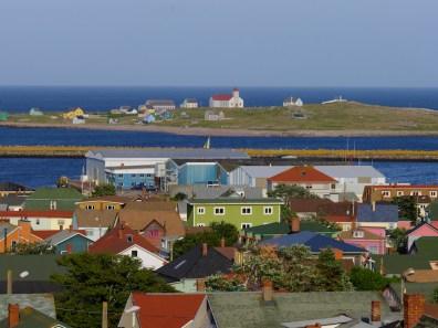 ST Pierre et l'île au marin
