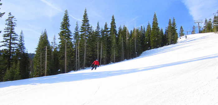 How To Ski Tahoe California For Cheap
