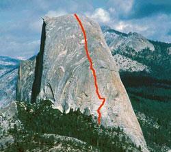 Snake dike Yosemite
