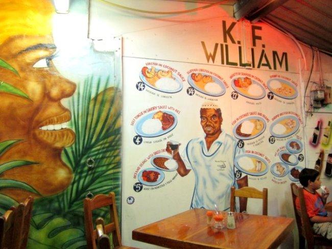 Place to eat, Puerto Ayora, Galapagos