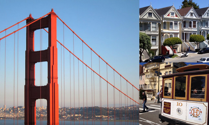 san francisco iconic landmarks