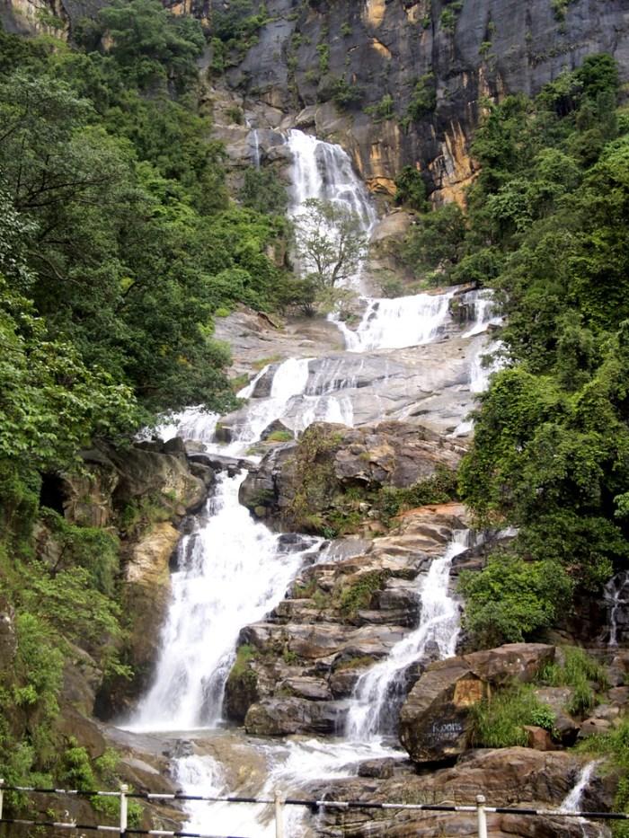 Ravana Fall near Ella