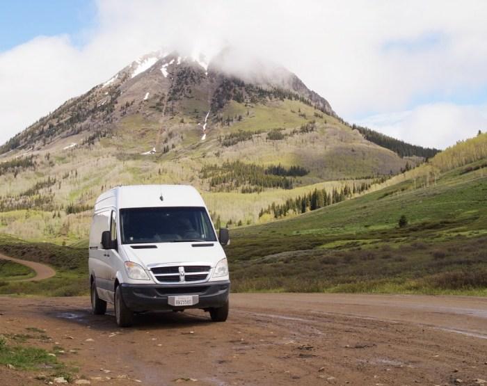 Our Sprinter adventure mobile