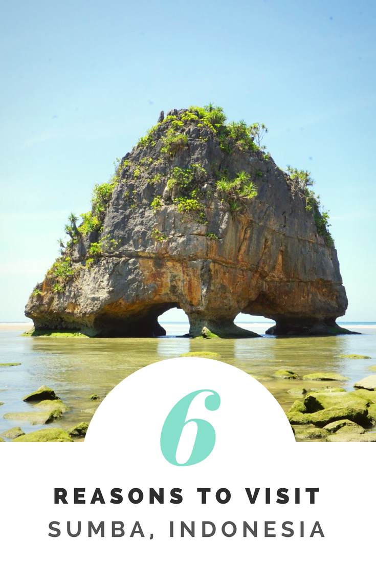 Why Go: The Best of Sumba Island, Indonesia