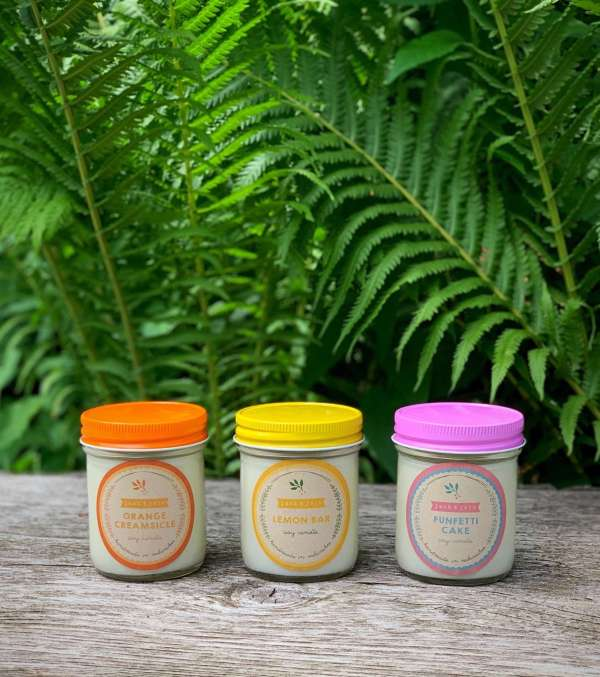 Soy Candles Made in Milwaukee