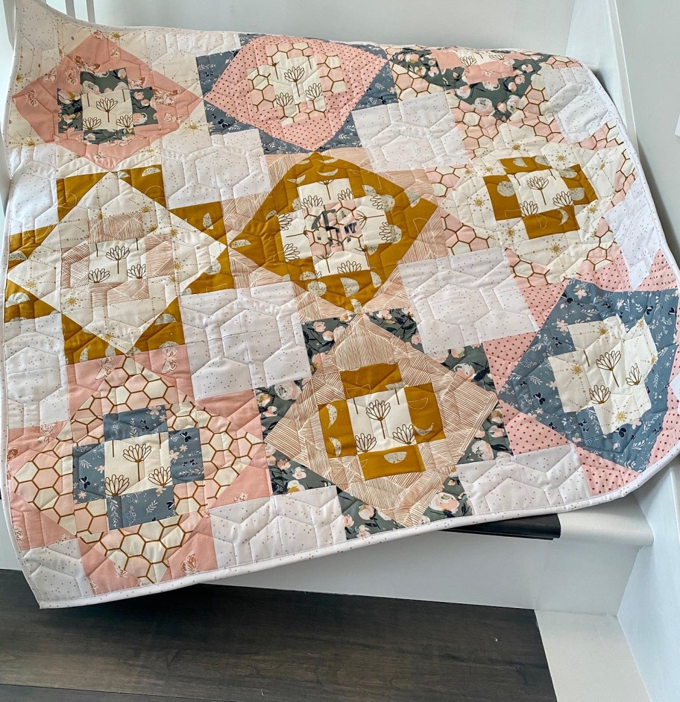 AGF - Meadowland Quilt (1)