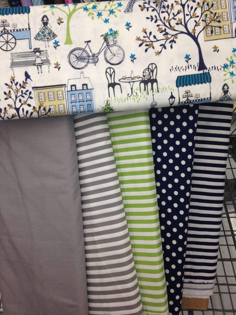 Caroline's Room fabric bundle