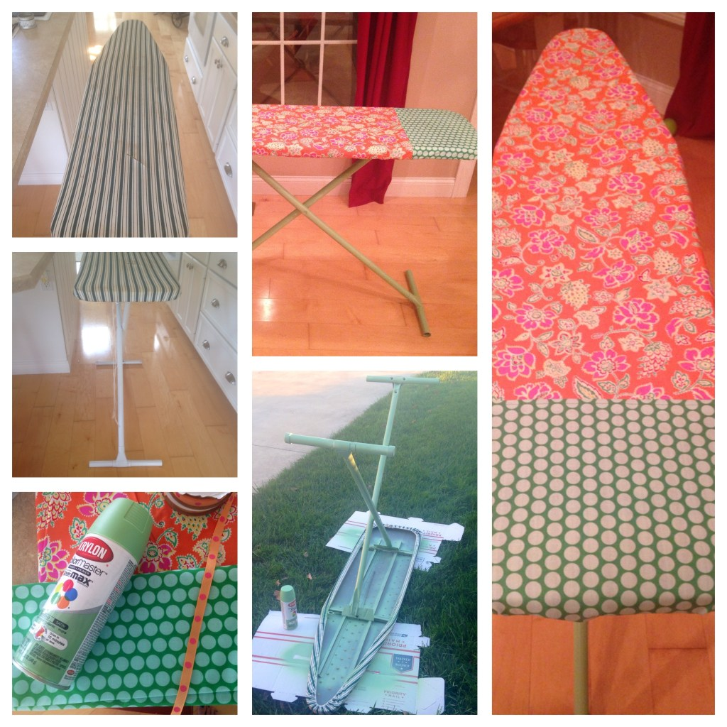 Ironing Board recover project