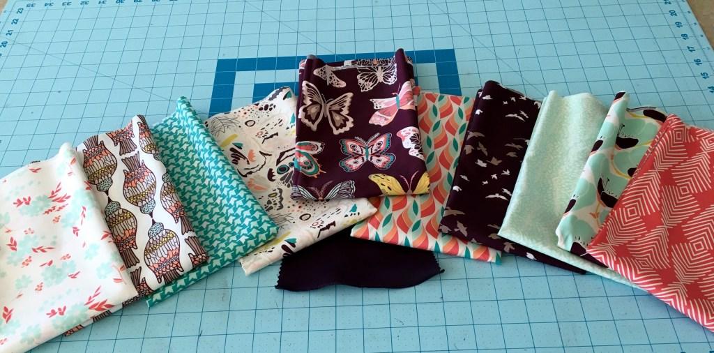 Luna fabric bundle
