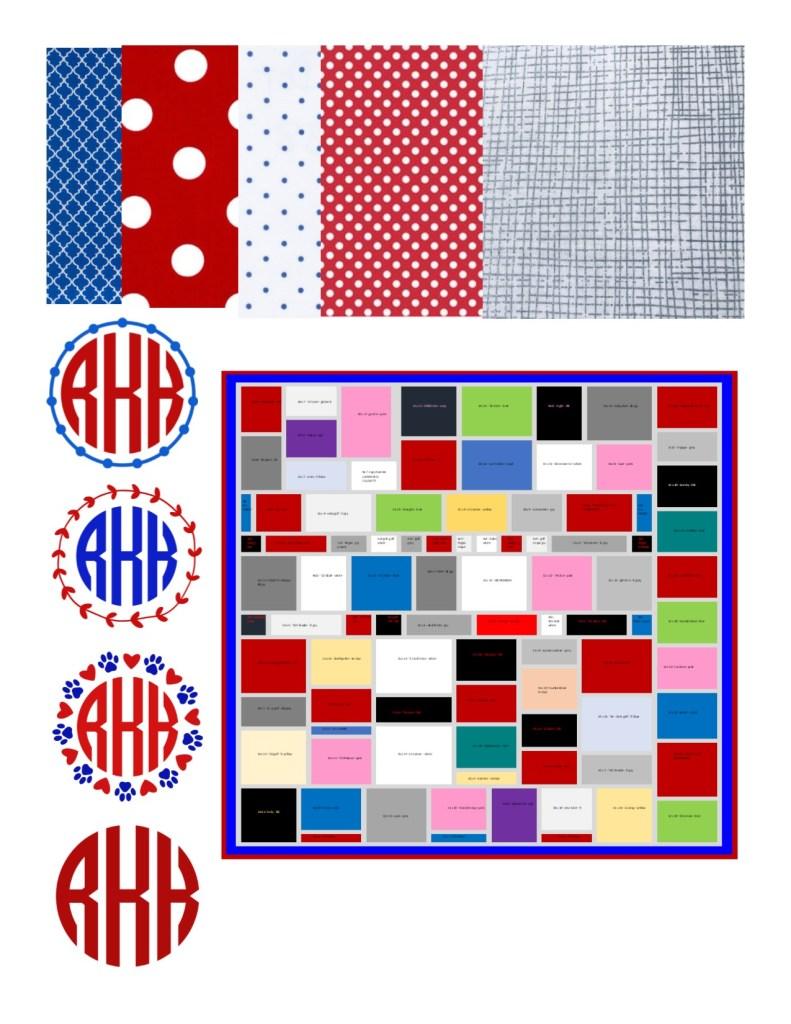 Pattern & Options - Regan