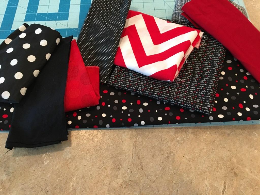 Play Ball - fabric bundle