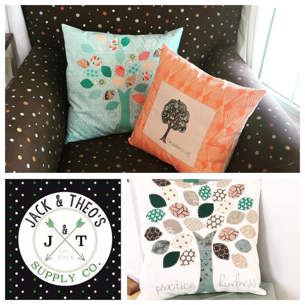Wellness Loft Pillow Project