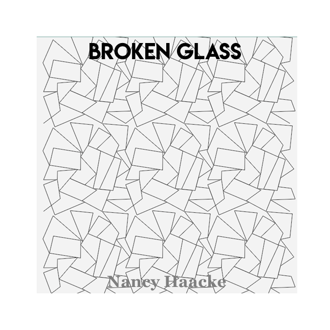 Broken Glass Digital Pantograph
