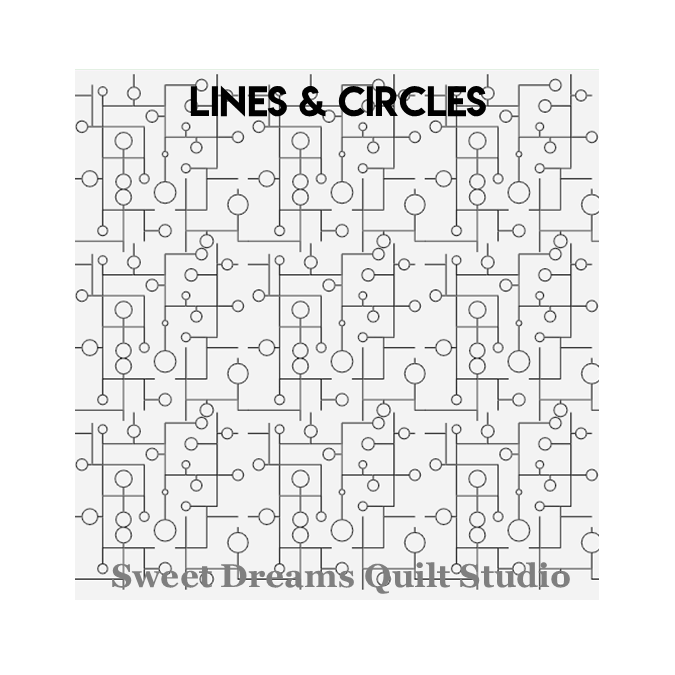 Just Lines & Circles Digital Pantograph