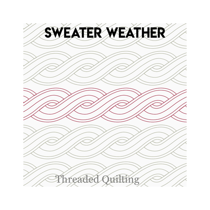 Sweater Weather Digital Pantograph