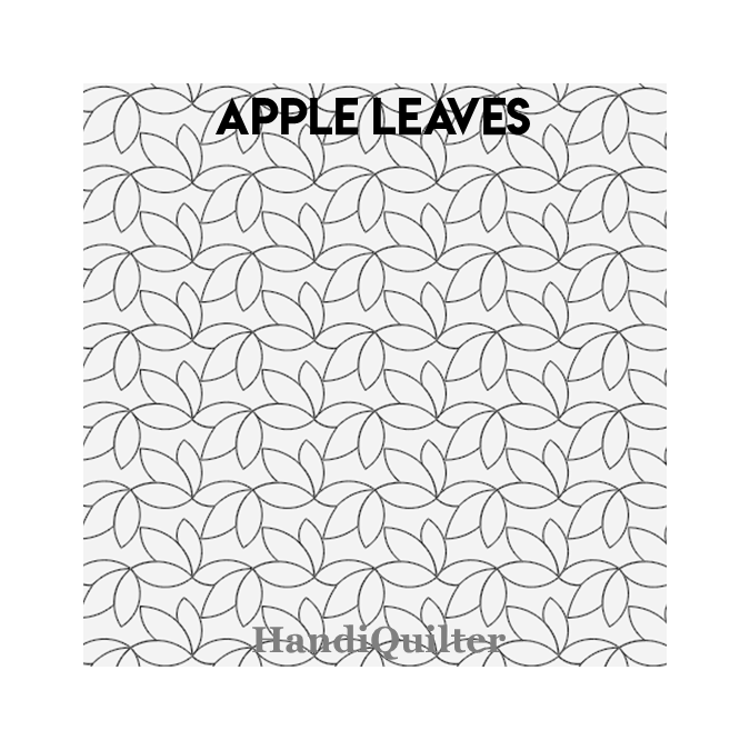 Apple Leaves - HQ