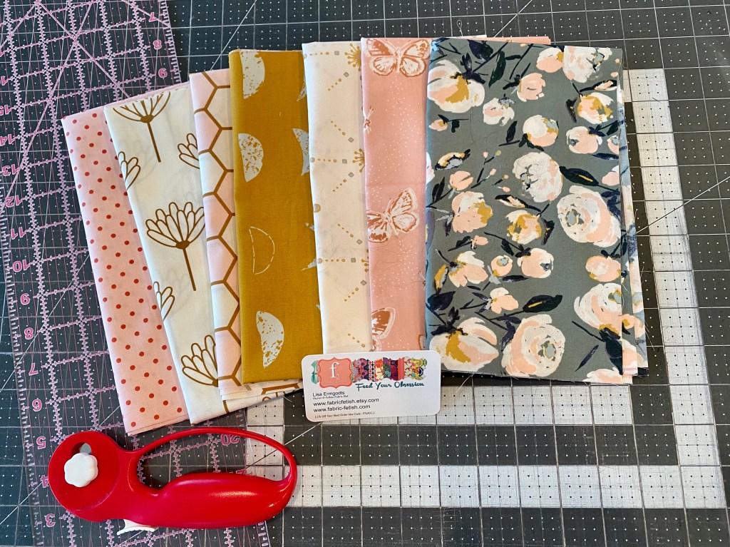 Art Gallery Fabric's Bundle - Teagan's Quilt - Fabric Fetish