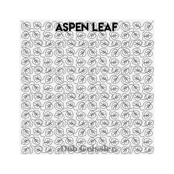 Aspen Leaf - Deb Geissler